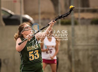 Edison Girls Lacrosse vs LB Wilson-27