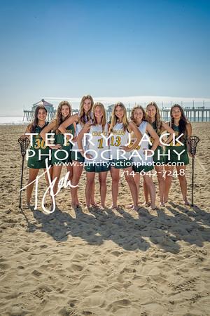Edison Girls Lacrosse-81 captains