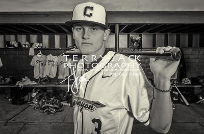 Canyon Baseball 2016-367bw
