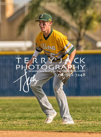 Edison @ Fountain Valley Baseball-122