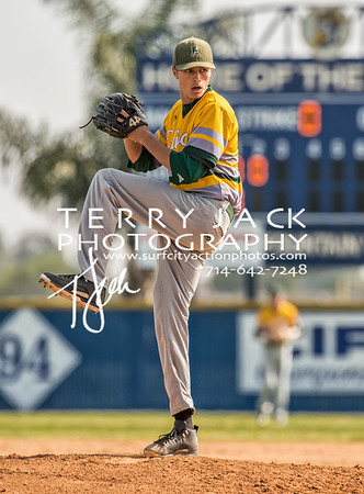 Edison @ Fountain Valley Baseball-2