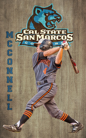 mcconnell cal state san marcos