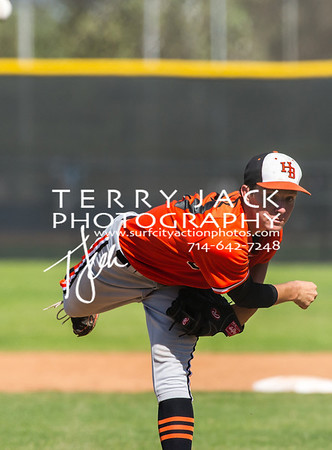 HB vs  Newport Harbor Game 2 2014-015