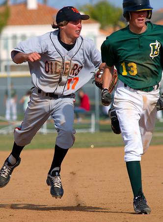 HBHS Frosh Baseball @ Edison_1958