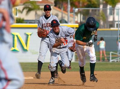 HBHS Frosh Baseball @ Edison_1950