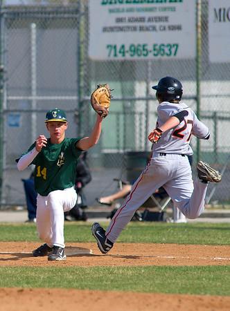 HBHS Frosh Baseball @ Edison_2105