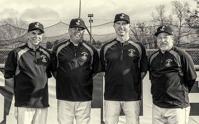 Newport Harbor  coaches bw 2020-67