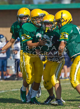 Newport Harbor @ Edison 2012 Frosh Football_6260