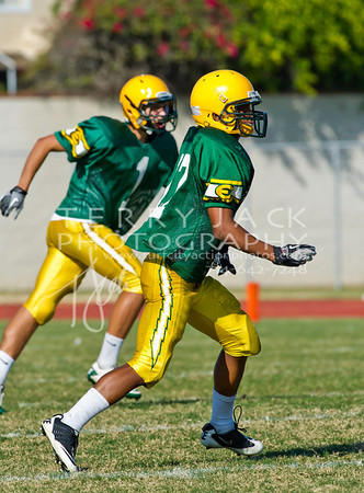 Newport Harbor @ Edison 2012 Frosh Football_6252
