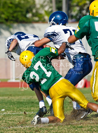 Newport Harbor @ Edison 2012 Frosh Football_6250