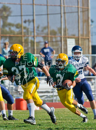 Newport Harbor @ Edison 2012 Frosh Football_6207