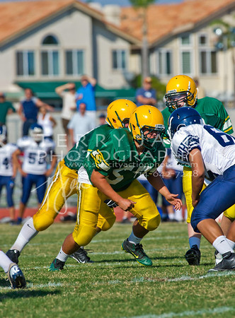 Newport Harbor @ Edison 2012 Frosh Football_6271