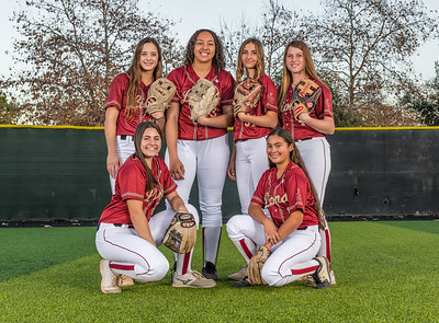 Jserra Softball  Group 2020-71