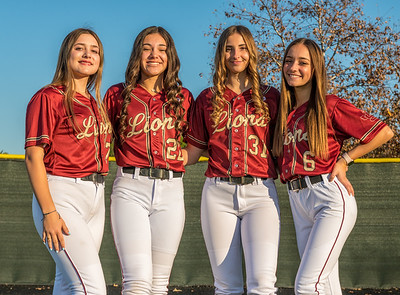 Jserra Softball  Group 2020-29
