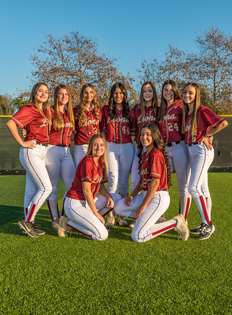 Jserra Softball  Group 2020-49
