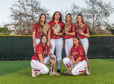 Jserra Softball  Group 2020-73