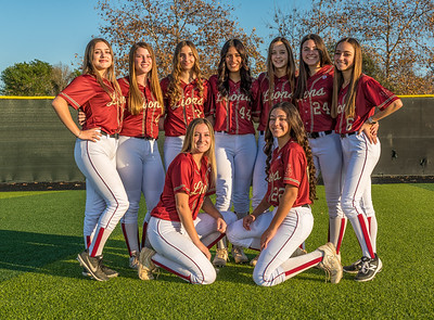 Jserra Softball  Group 2020-46