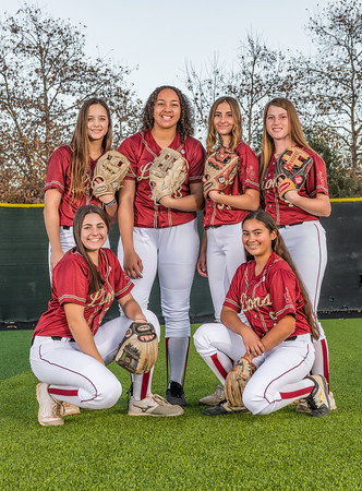 Jserra Softball  Group 2020-69