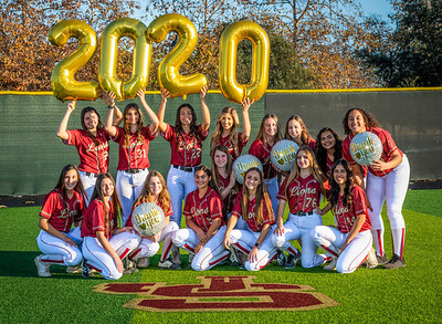 Jserra Softball  Group 2020-16