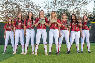 Jserra Softball  Group 2020-58