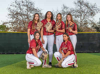 Jserra Softball  Group 2020-72