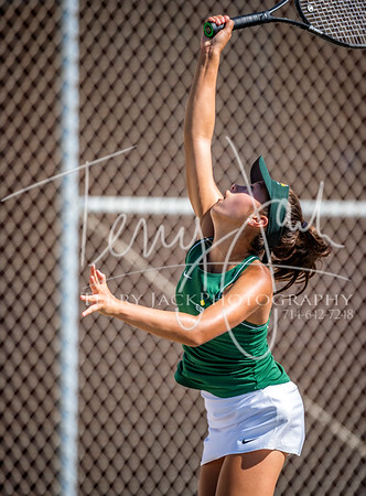 Edison vs  Cypress Girls Tennis 2-2nik