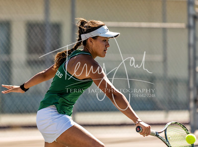 Edison vs  Cypress Girls Tennis-17nik