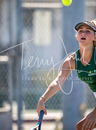 Edison vs  Cypress Girls Tennis 2-5 copy