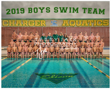 edison boys swim bordered