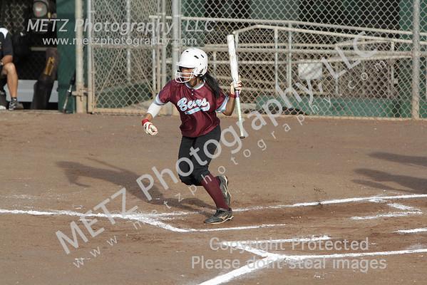 Baldwin Softball - MIL 5-3-11