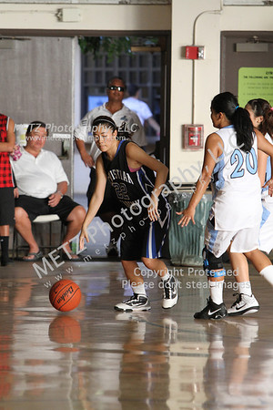 High School Girl Basketball 2010
