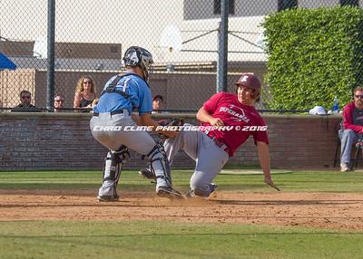 High School Fall Baseball 2016