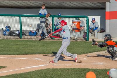 Jennings County @ Columbus East (Freshmen Baseball) 4/13/16