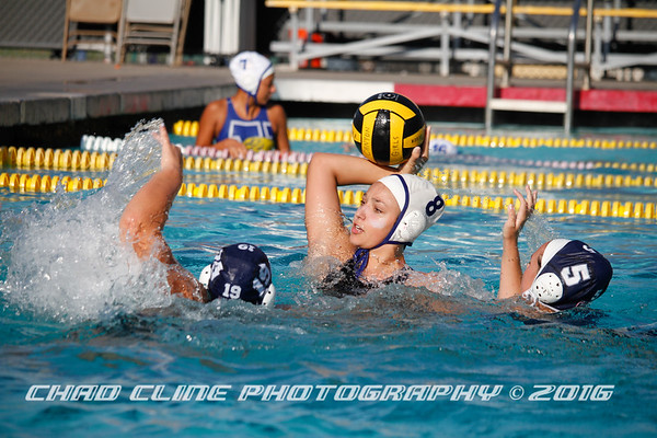 Villa Park High School Water Polo Summer 2016