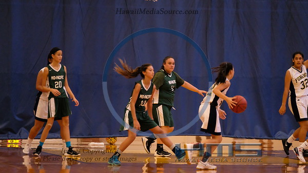 High School Girls Basketball 2016-17