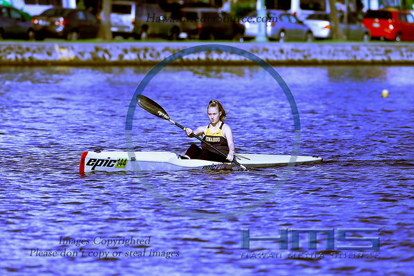 ILH Kayaking Races 10-8-16