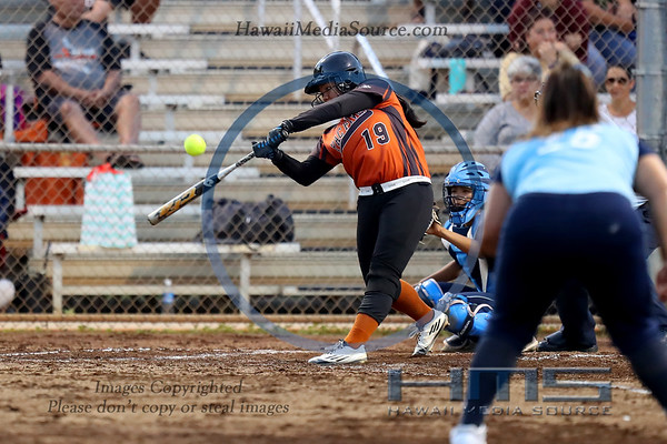High School Softball 2018