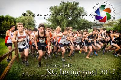 FISD XC Invitational 2017