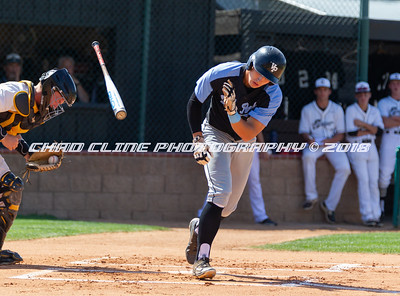 Villa Park vs Canyon Varsity May 10th