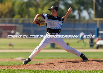 Villa Park vs Yorba Linda Frosh April 25th