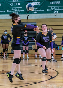 Griffin Volleyball vs Brockport-32