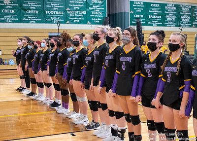 Griffin Volleyball vs Brockport-5