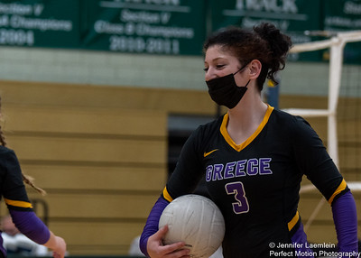 Griffin Volleyball vs Brockport-1