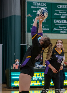 Griffin Volleyball vs Brockport-41