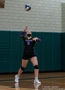 Griffin Volleyball vs Brockport-21