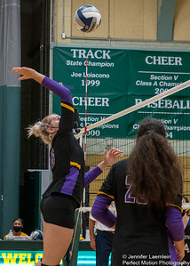 Griffin Volleyball vs Brockport-35