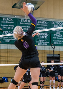 Griffin Volleyball vs Brockport-42