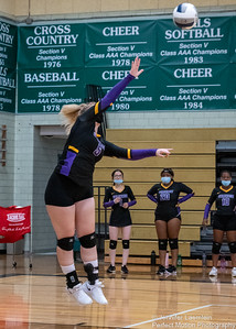 Griffin Volleyball vs Brockport-29
