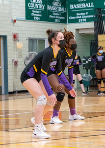 Griffin Volleyball vs Brockport-10
