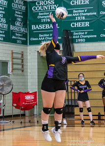 Griffin Volleyball vs Brockport-30